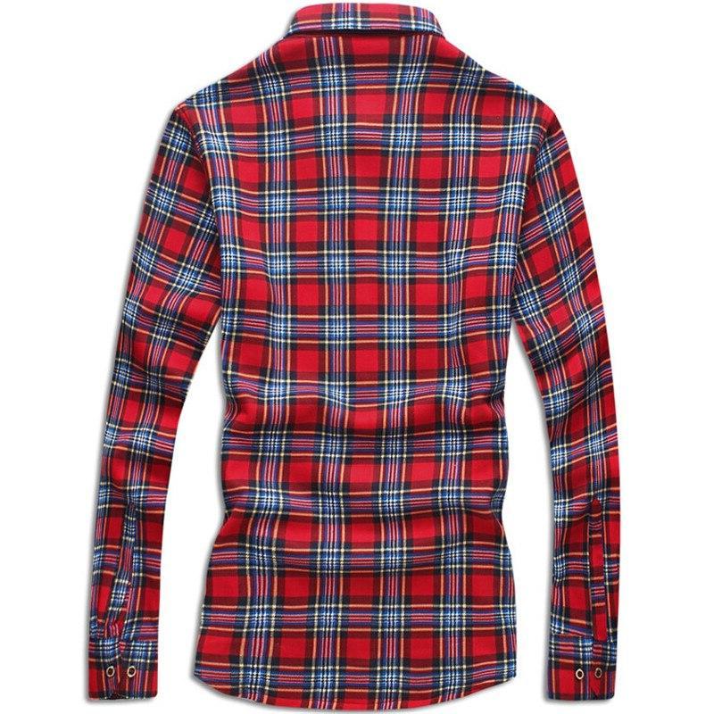 Loldeal Sleeve Fur Lined <font><b>Shirts</b></font> fleece warm sleeve <font><b>shirt</b></font> for men <font><b>shirts</b></font>