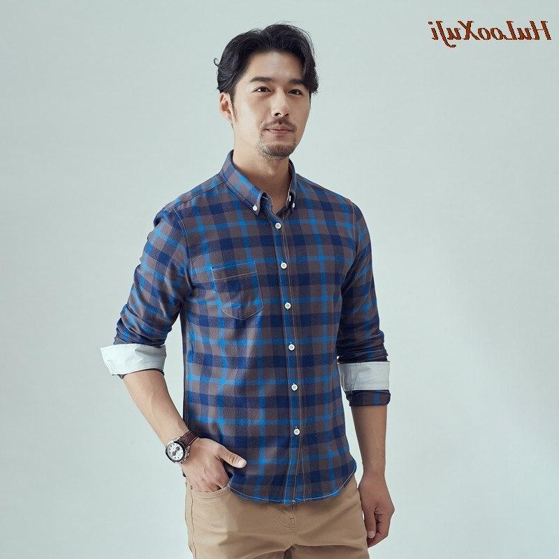 <font><b>Flannel</b></font> Plaid Casual Soft Brand <font><b>Shirts</b></font> US
