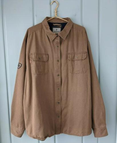 Legendary 3XL Flannel Lined Rugged