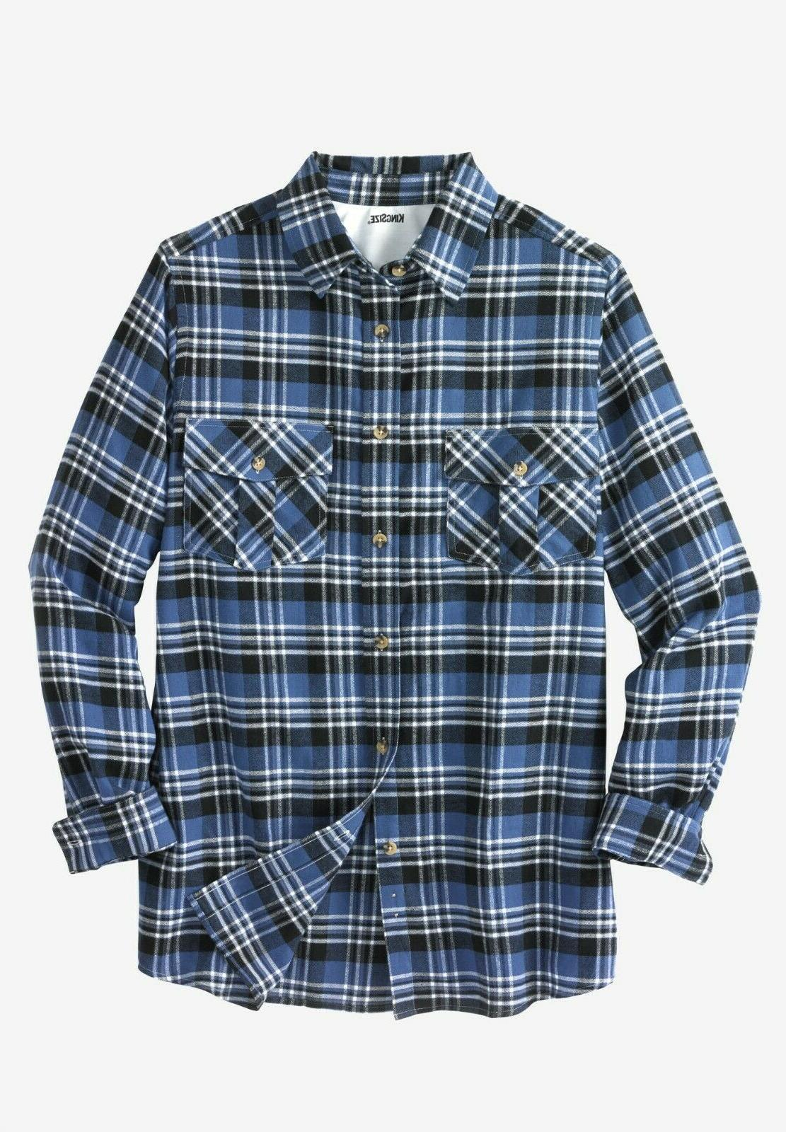 Mens Shirts Tall 4 colors choose from NEW!!
