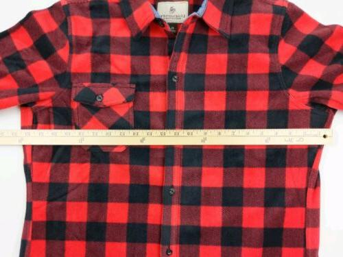Legendary Whitetails Camp Flannel Shirt XL