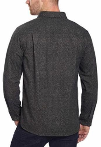 Freedom Men's Chamois Heathered Flannel Warm Various Colors/Sizes