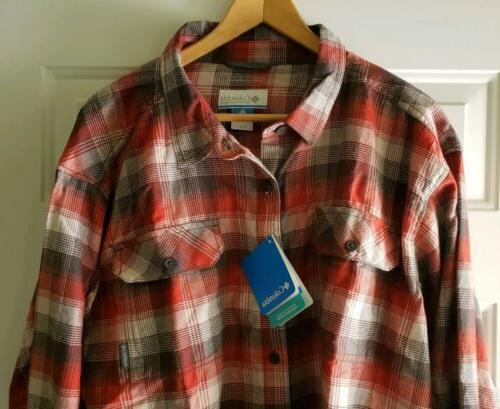 mens flannel shirt 2xl xxl omni wick