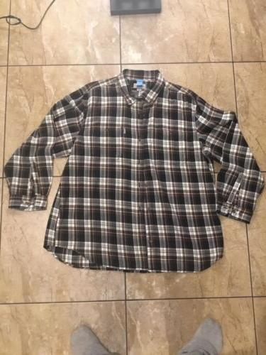 Carhartt Men's Shirt Size 2xl