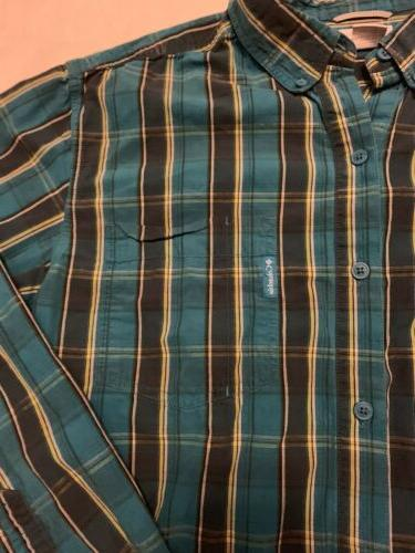Mens Flannel XL 3 Long Sleeve NWOT