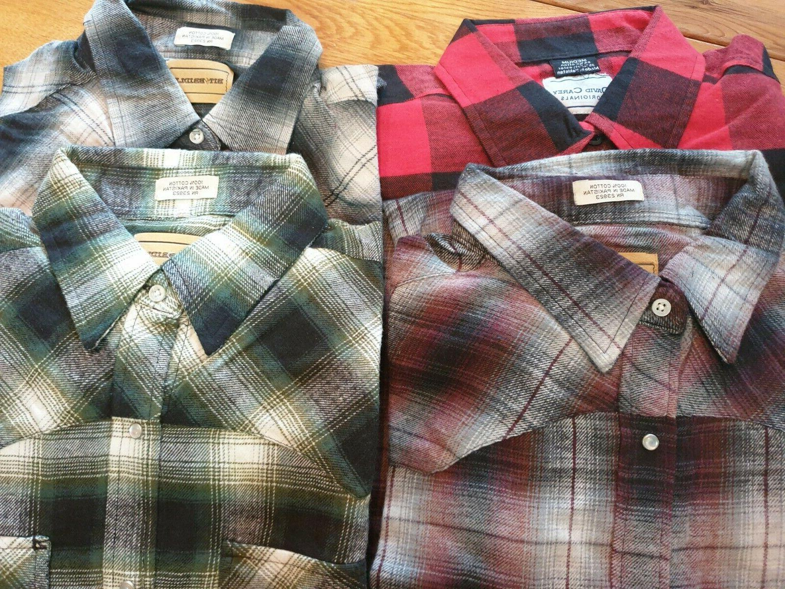 mens flannel shirts lumberjack flannel check assorted