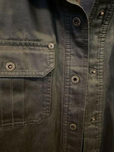 LEGENDARY Mens Journeyman Shirt Gray