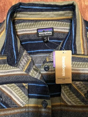 PATAGONIA MEN'S FLANNEL XS