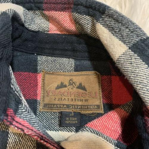 Legendary Classic Flannel Plaid