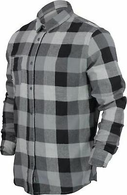 Quiksilver Motherfly Shirt - Gray