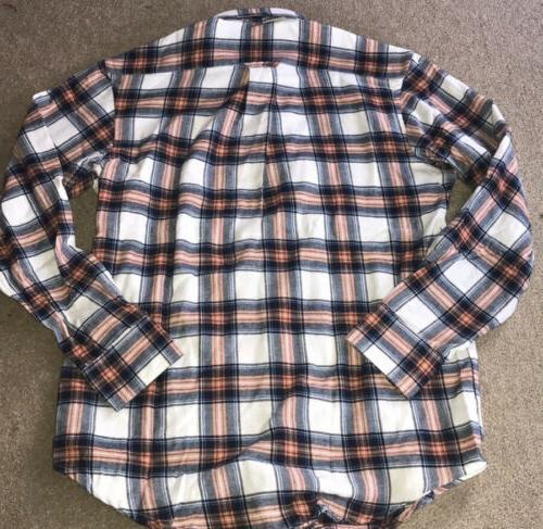 Men's plaid shirt Medium