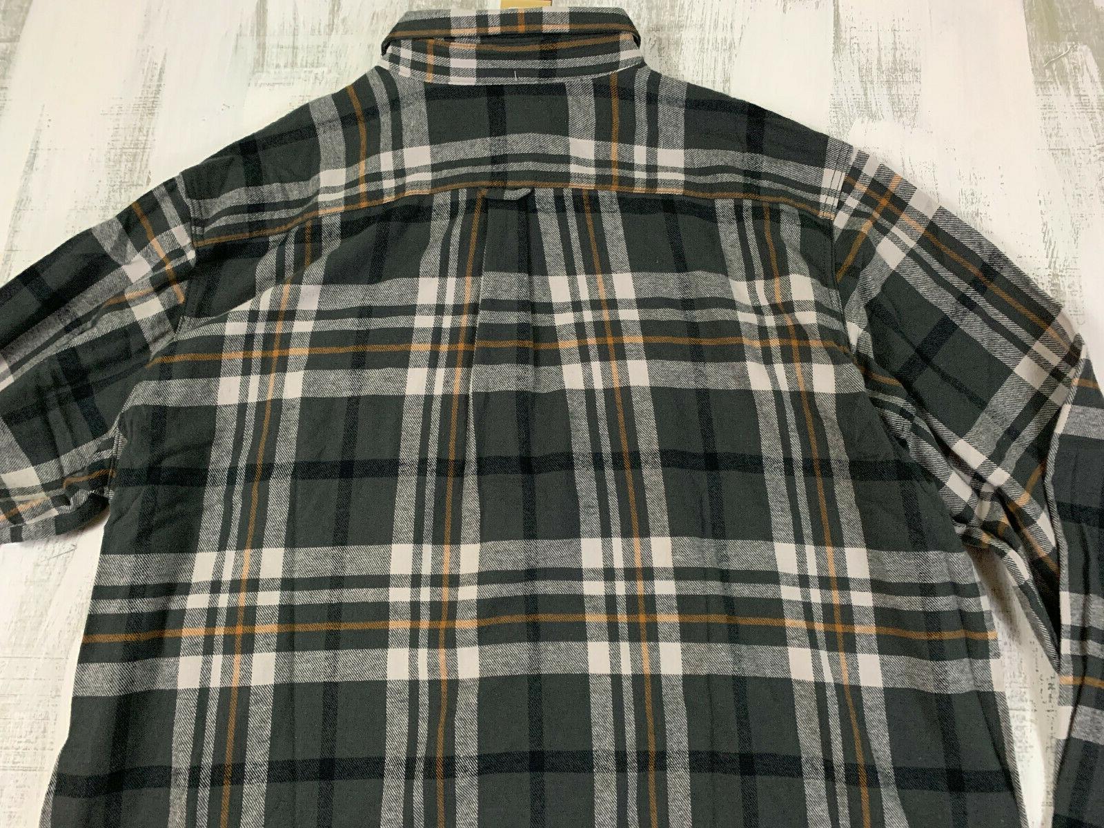Woolrich Mens Size 3XL Augusta Gray cotton NWT