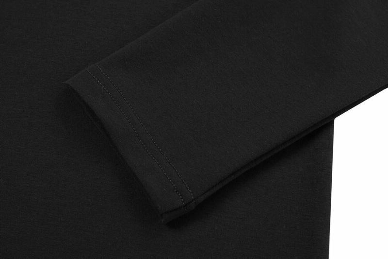 COOFANDY Mens Basic Turtleneck Shirts Casual Knitted