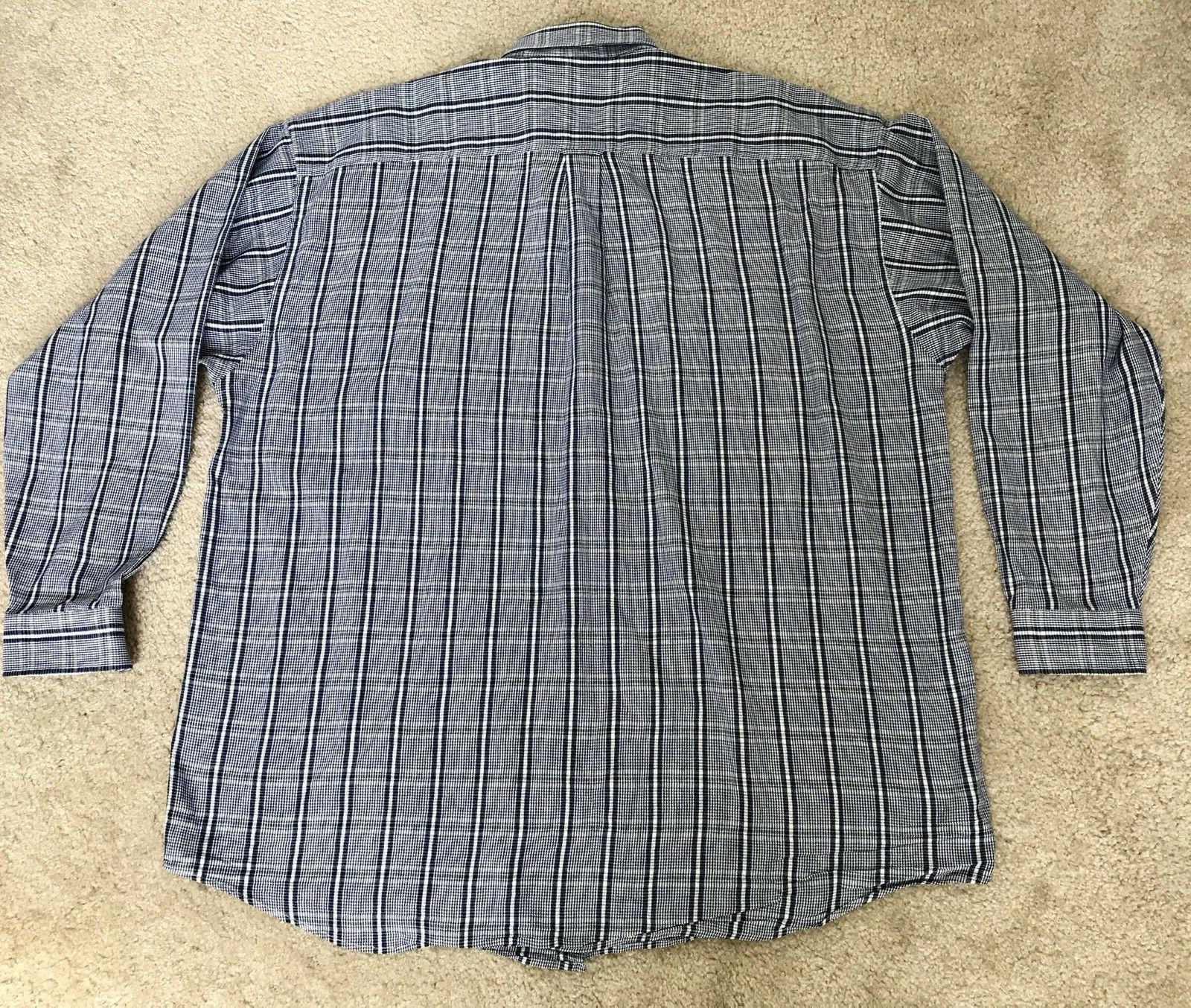 Izod Sleeve shirt Plaid D14