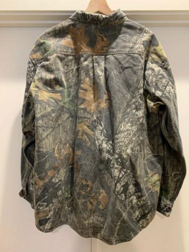 Mossy Oak Chamois Front XL
