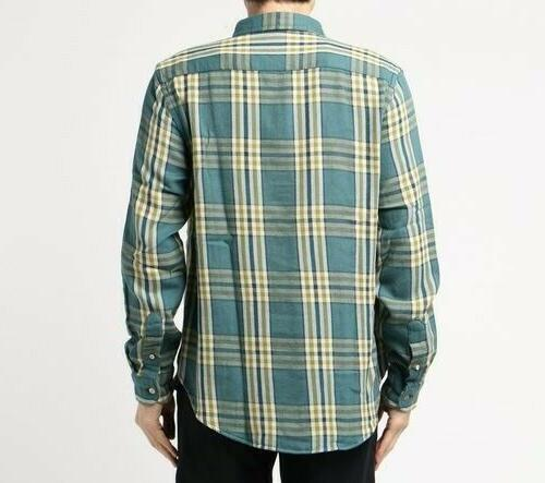 New Levis Vintage Clothing Shirt Wear Flannel