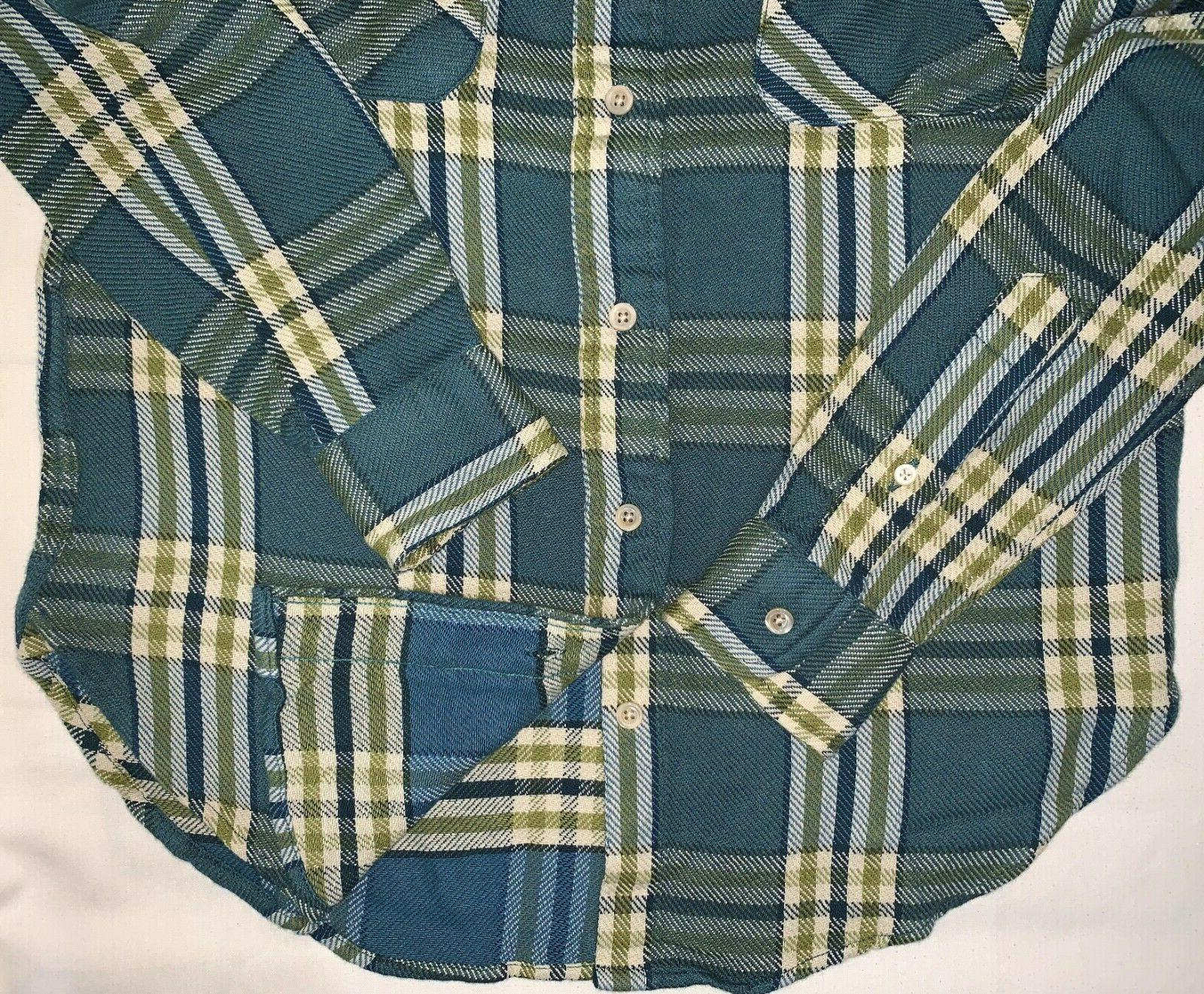 New $195 Levis Clothing Shorthorn Shirt