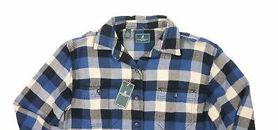 NEW BASS CO THICK SHIRT SIZE S