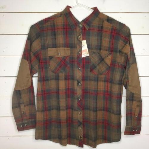 New Harbor Heavyweight Woven Shirt Long Sleeve