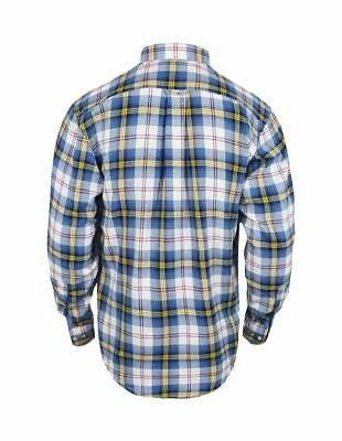 New Long Sleeve Flannel Large