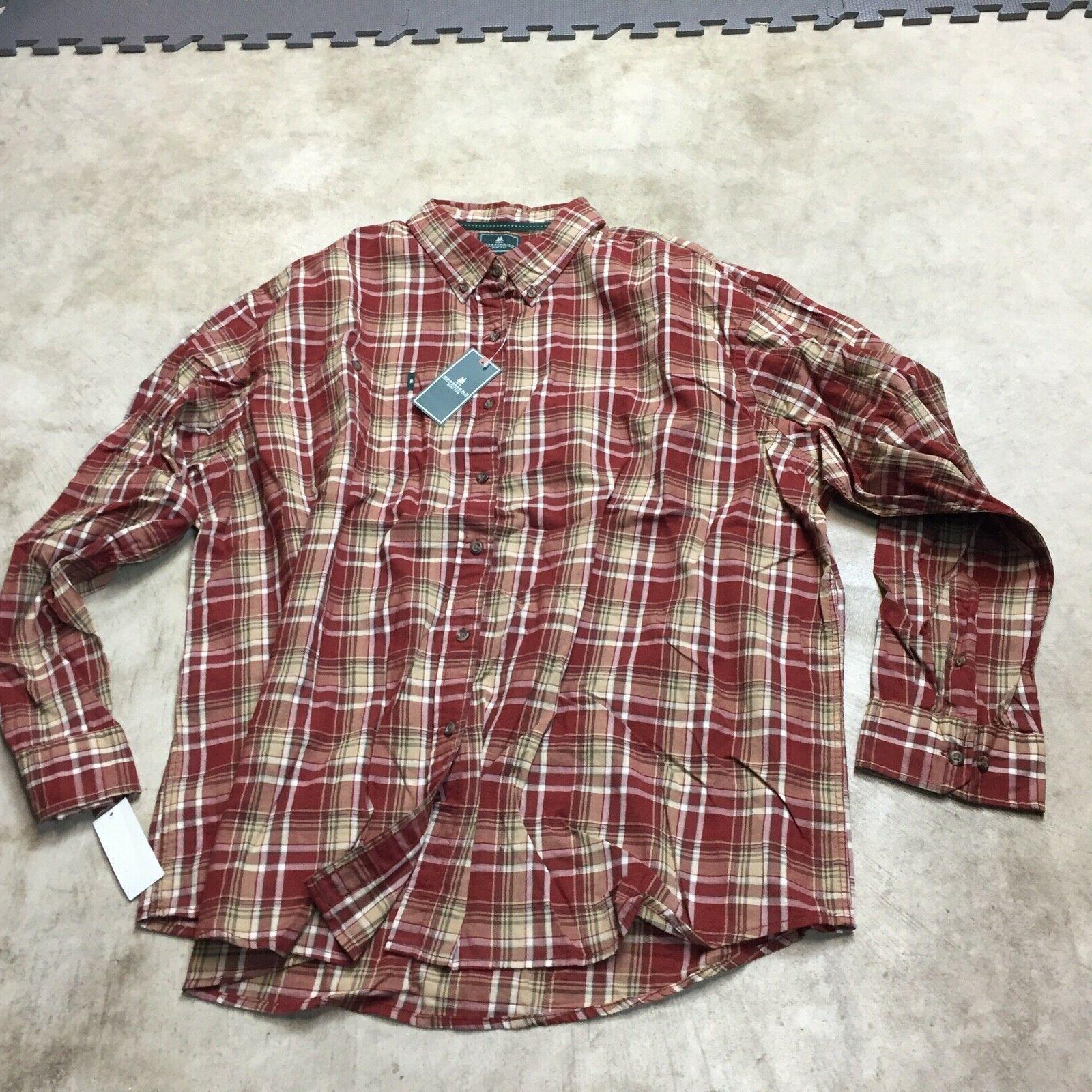 NEW of mens up shirts madawaska flannel