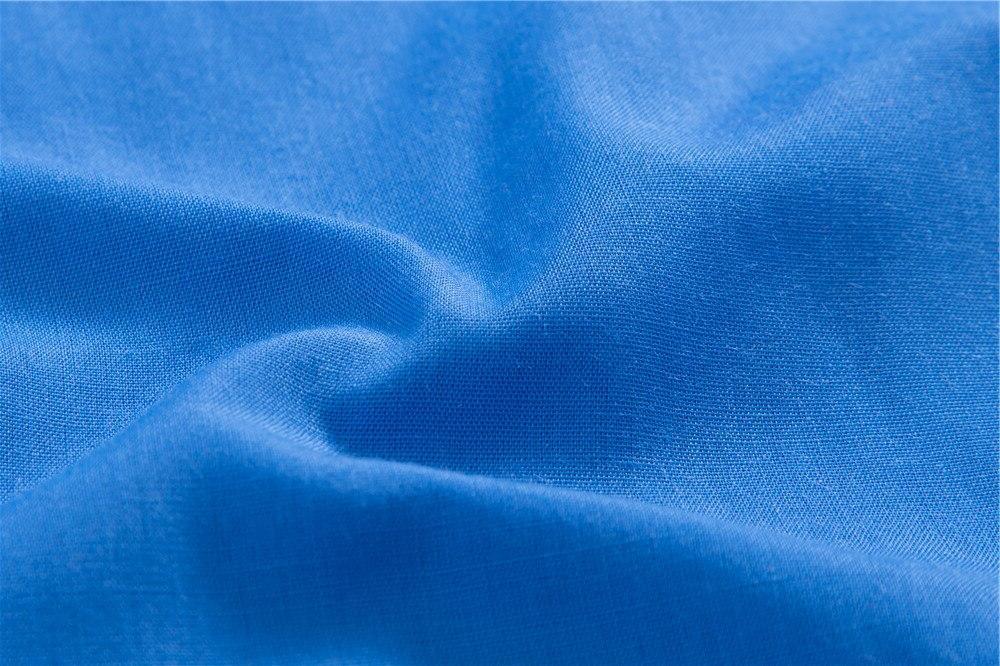 New placket <font><b>matching</b></font> size men's long sleeve Turn-collar men's wear