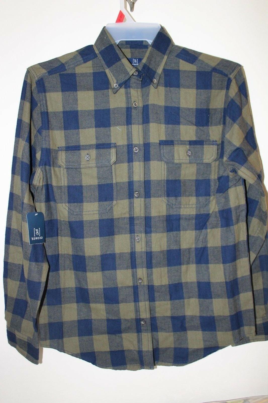 new men s long sleeve flannel shirt