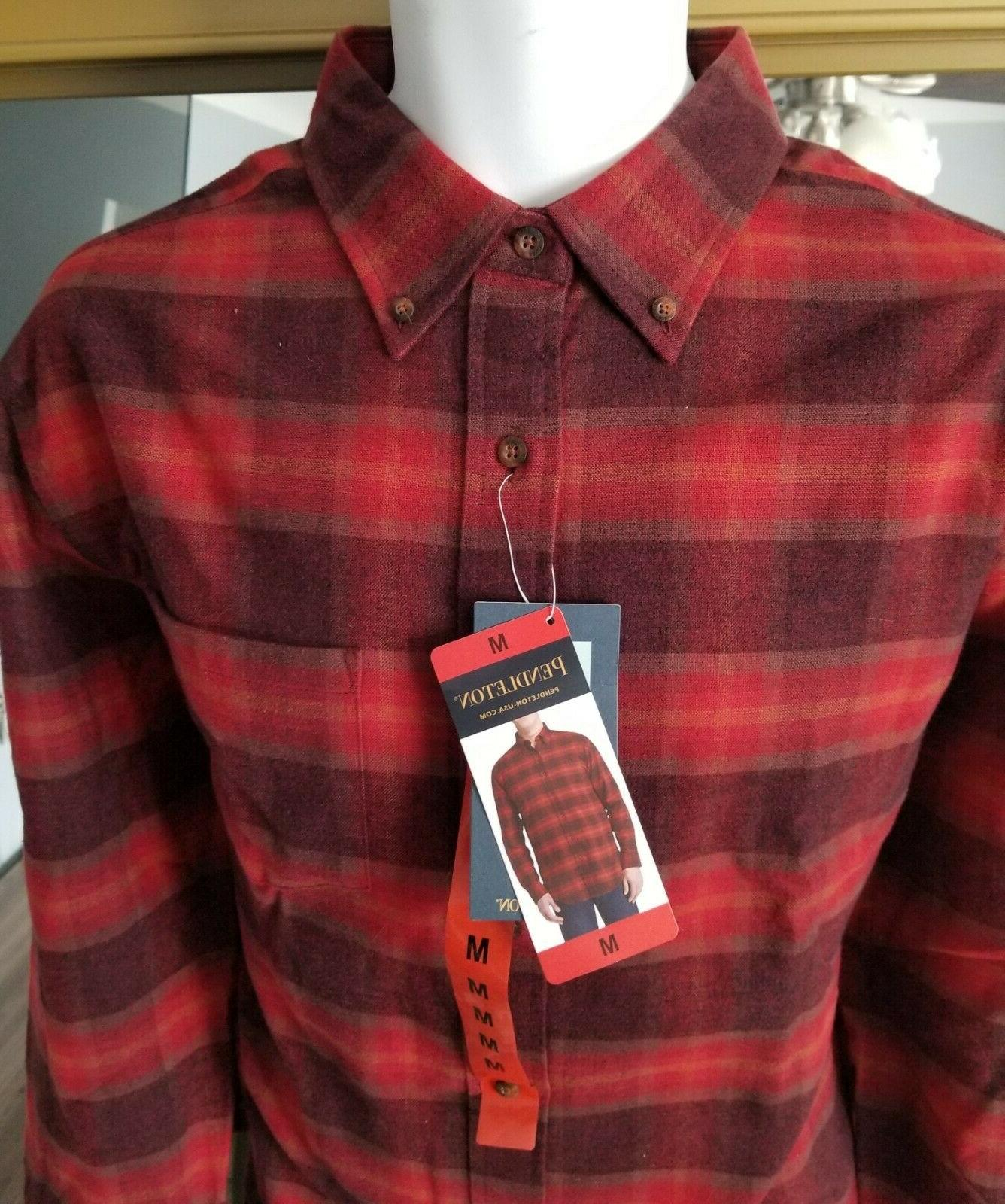 New Flannel Shirt Red Lister