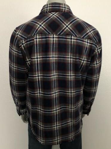 New Foundry Men's Super Plush Shirt Jacket
