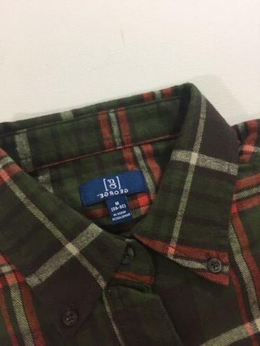 NEW Plaid Flannel Sleeve
