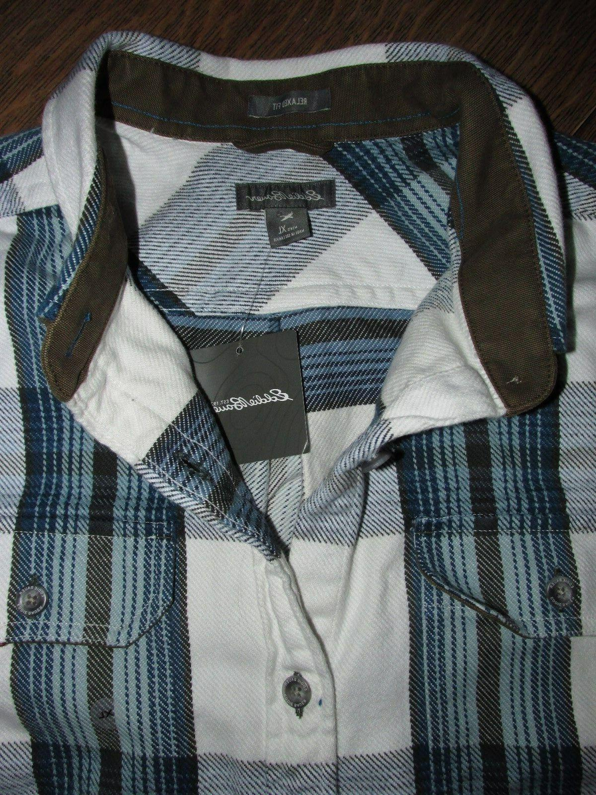 NEW NWT Flannel LT
