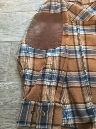 NEW Flannel Plaid Size