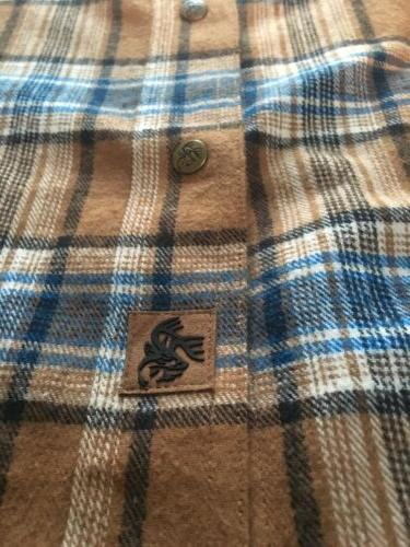 NEW Whitetails Flannel