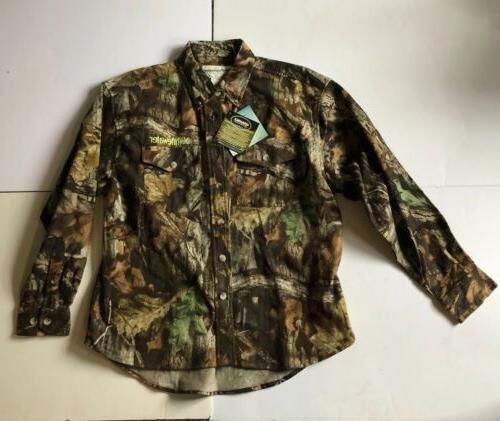 New Camoflage Shirt Hunting
