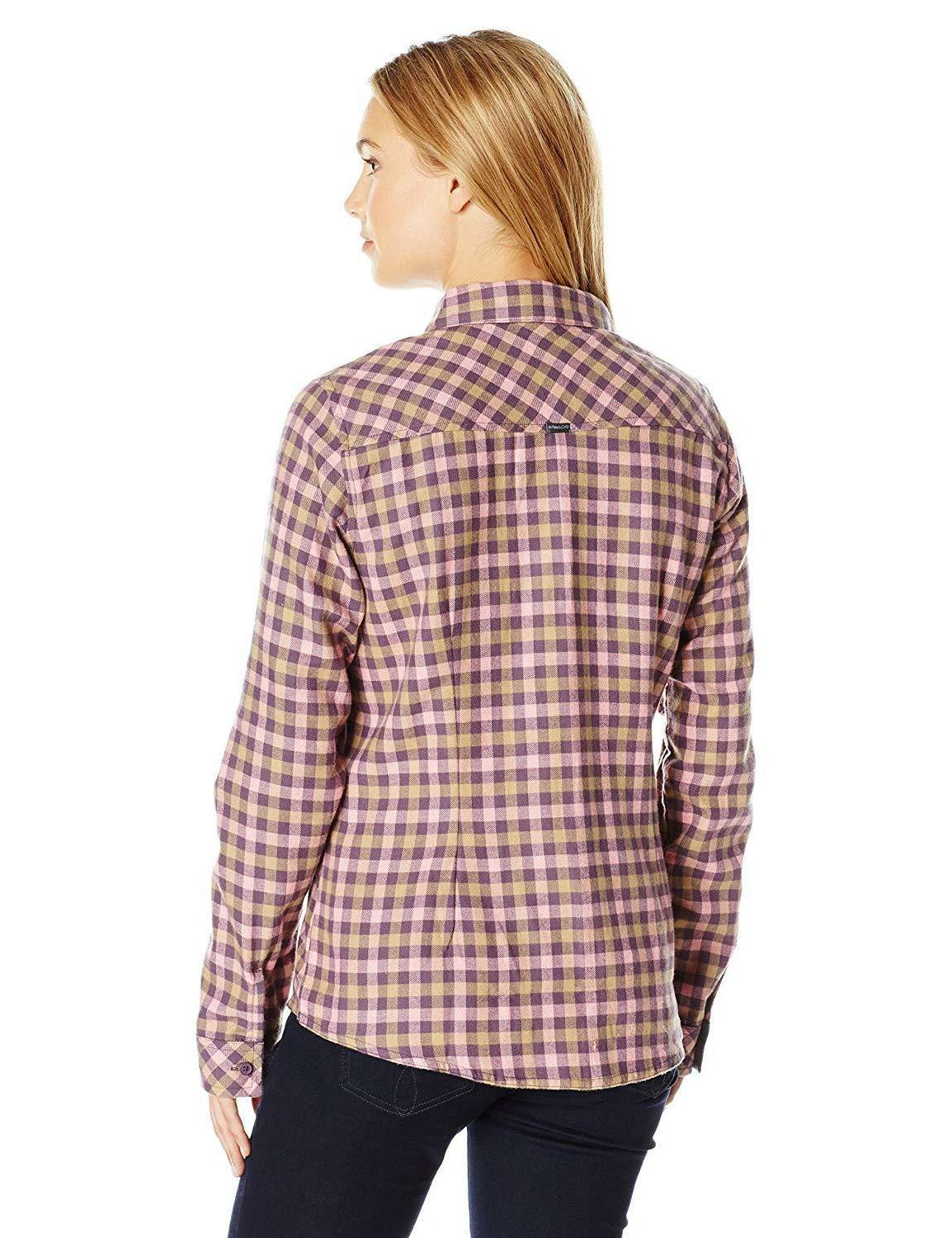 NEW Columbia Women's Put Flannel Size