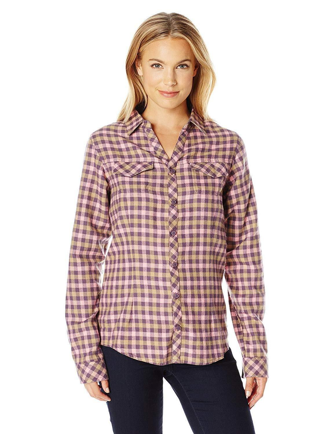 new women s simply put ii flannel