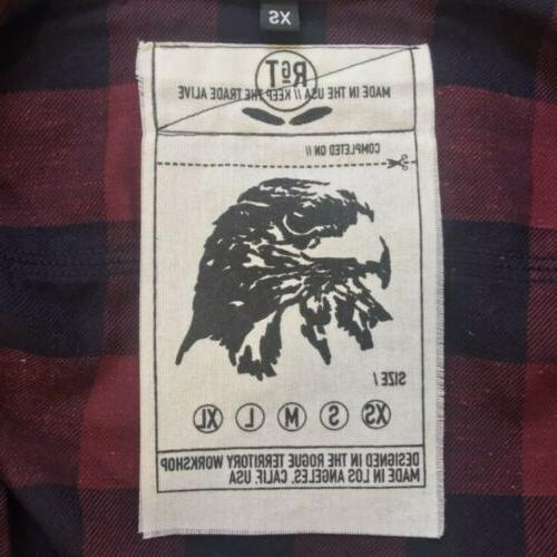 NWOT Hunter Flannel XS