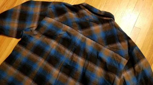 NWOT Mens Shirt Flannel