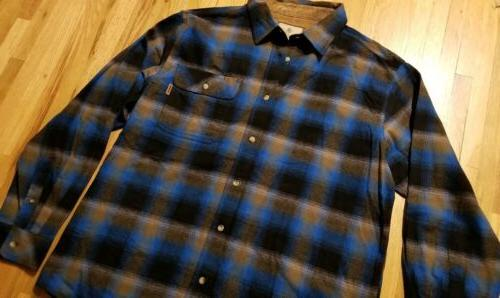 NWOT Shirt Flannel Hunting