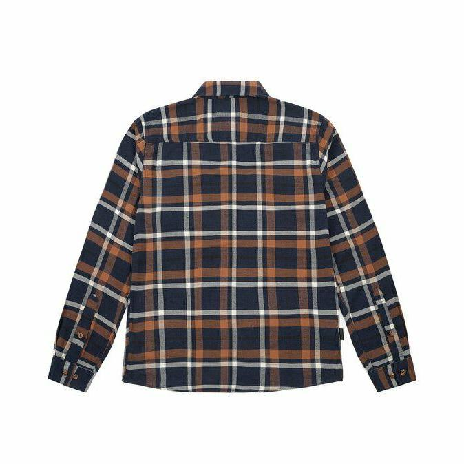 NWT Fjord Flannel Navy Small XS