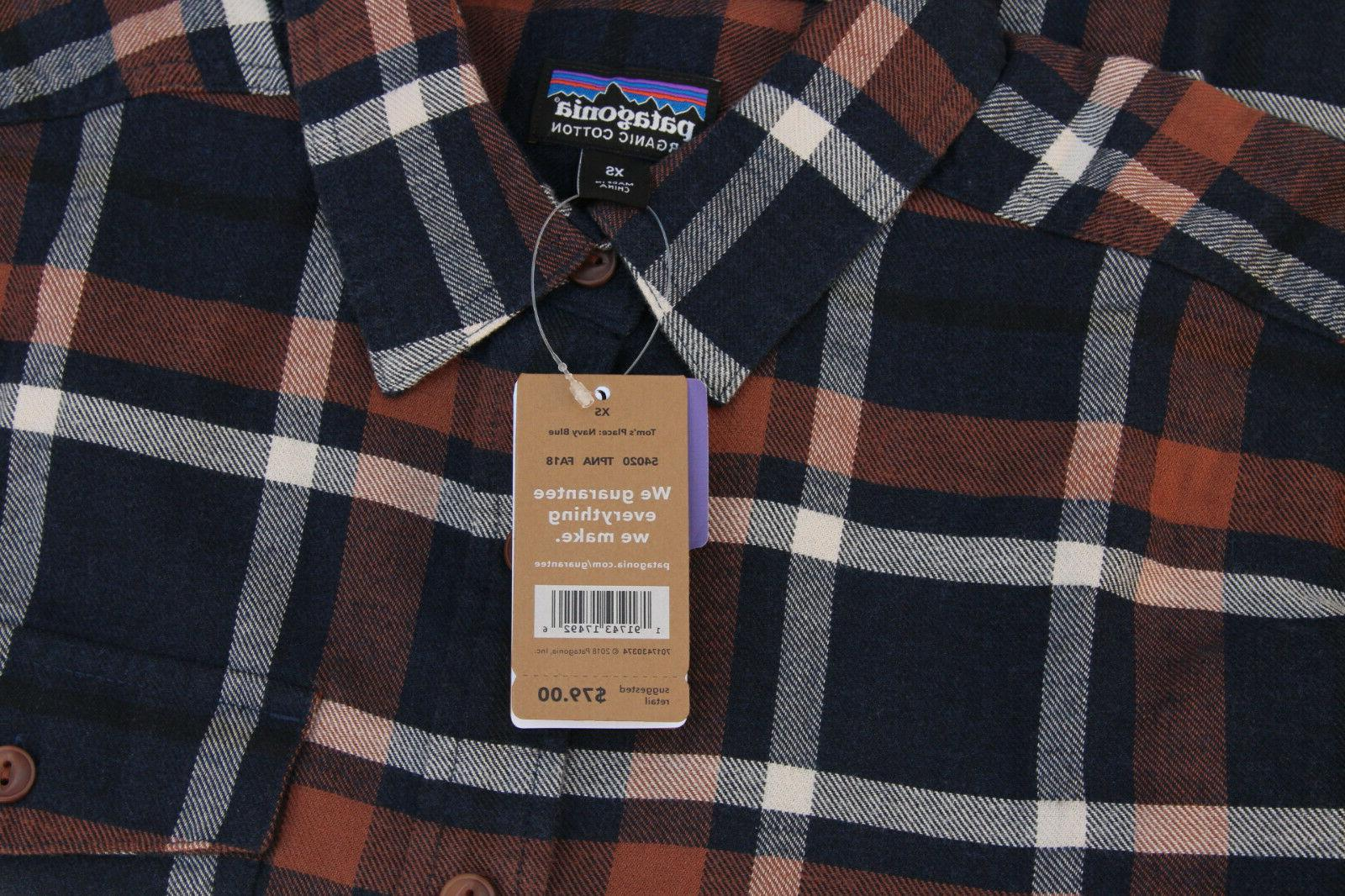 NWT Fjord Navy Small XS