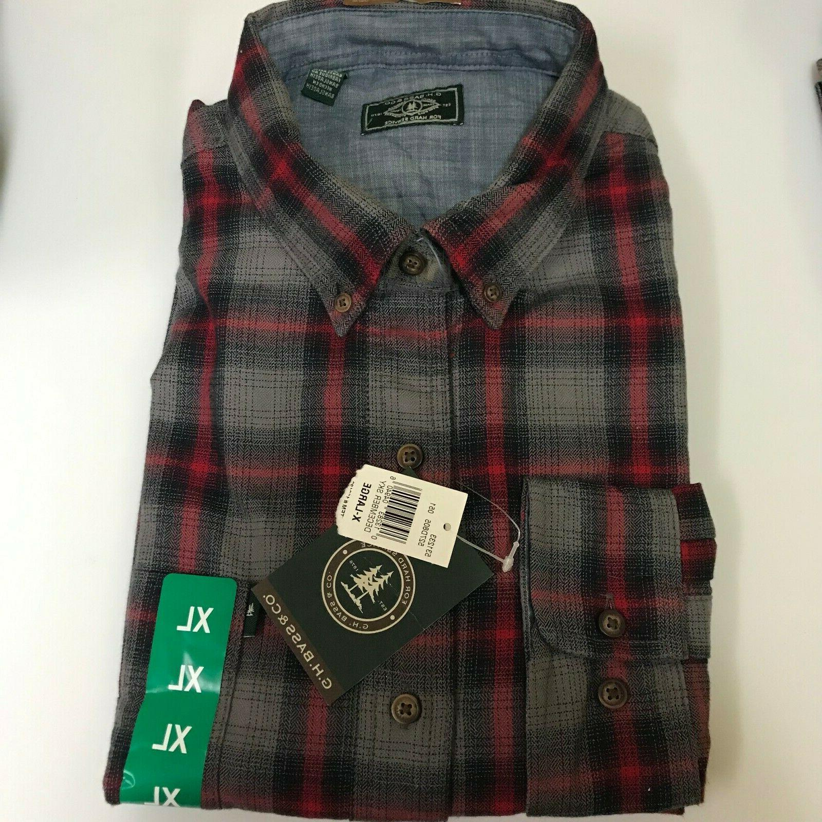 *NWT* H. FLANNEL SHIRT Variety