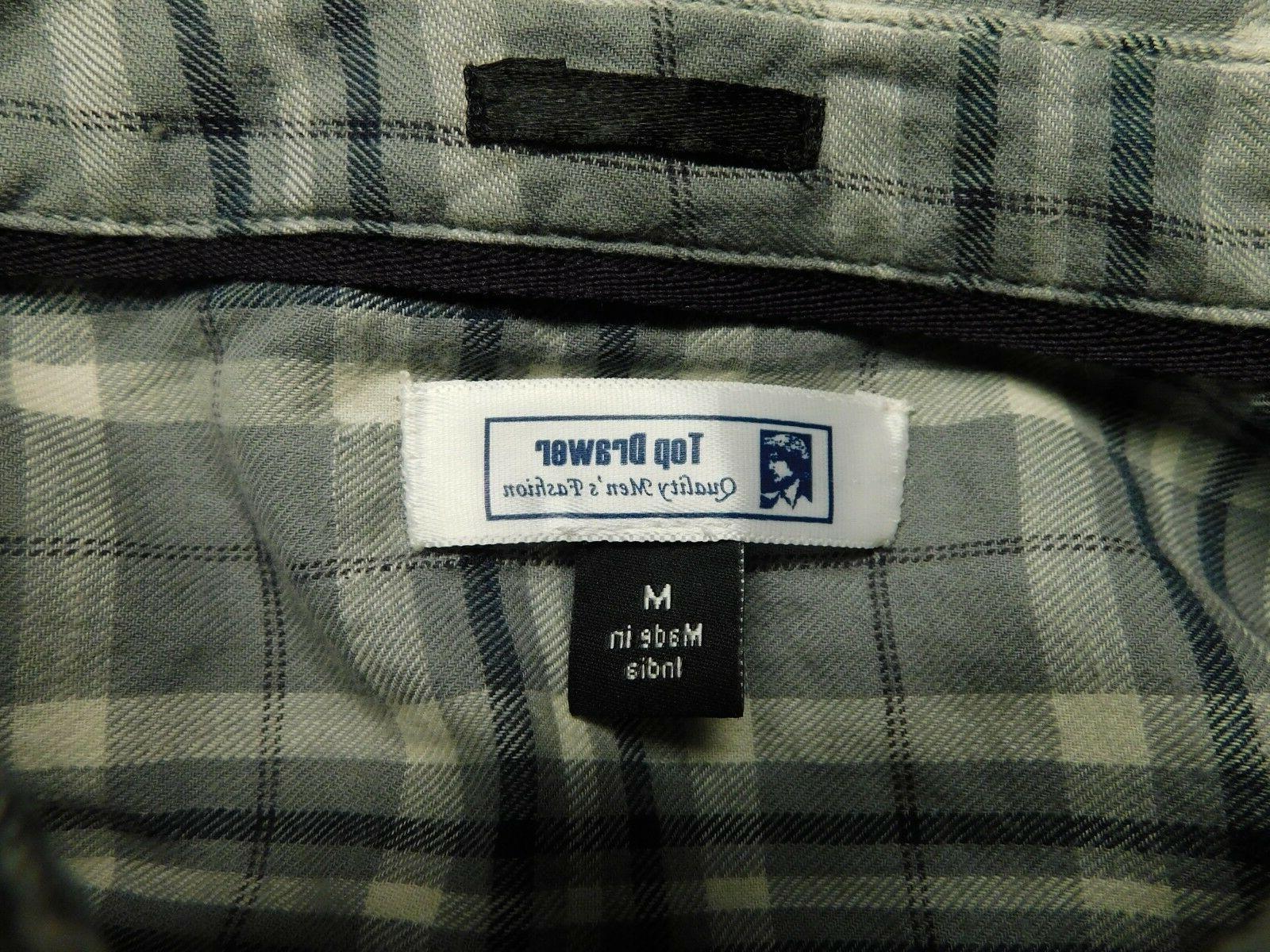 NWT Top Plaid Flannel 100% Soft Cotton,