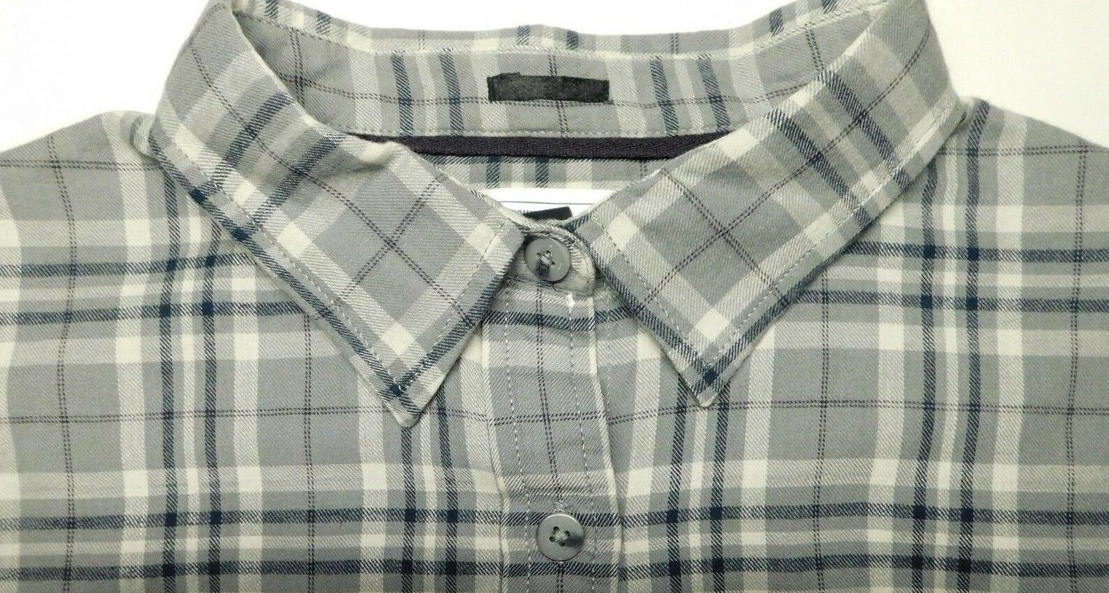 NWT Drawer, Plaid Flannel 100% Soft Size Medium