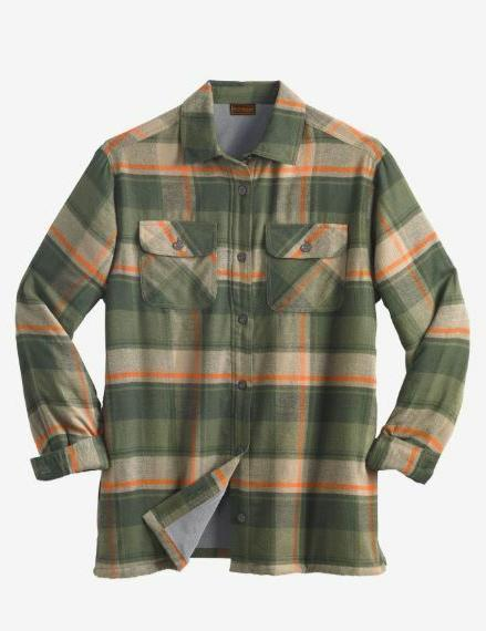 NWT Fleece-Lined Cotton MSRP $84.99