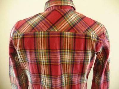NWT Jachs Brawny Flannel Shirt J. NWT Plaid Cotton