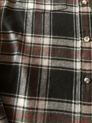 Izod Flannel Sleeve Stripe
