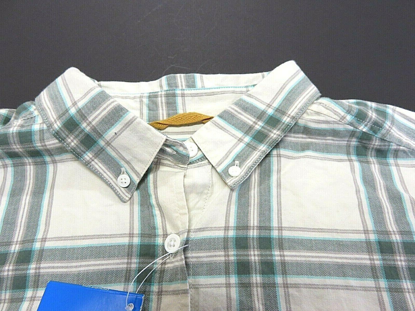 NWT Button Up Shirt Size