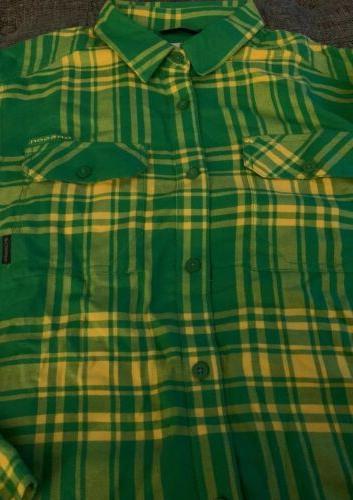 NWT Flannel Mens Size XL Extra R2