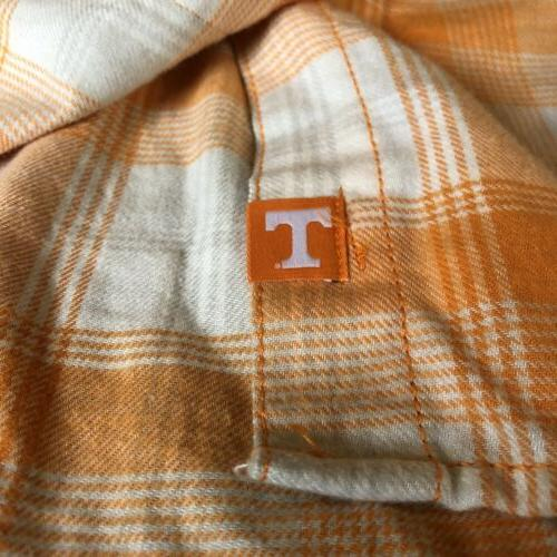 NWT Tennessee Mens Flannel Size XXL